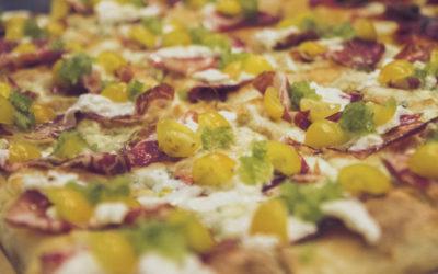 [13 MAGGIO LIVE] La pizza in teglia fatta in casa in tre versioni