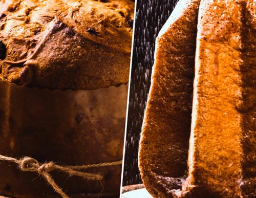 Italian Christmas Cakes: learn how to make Panettone and Pandoro