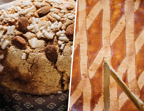 Italian Easter Cakes: learn how to make Colomba and Pastiera