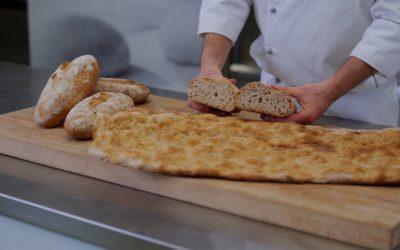 """Pizza in pala alla romana e filone rustico con """"VitalFarro"""""""